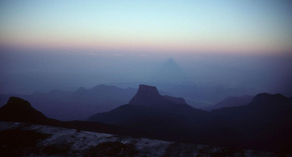 Sri Pada, Adams Peak, Sri Lanka