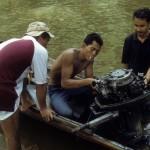 Repairs, Borneo