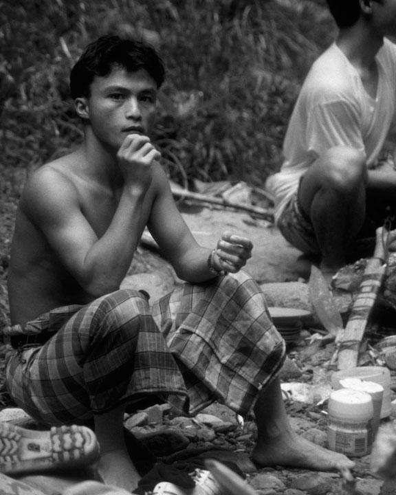 Tonno, Borneo