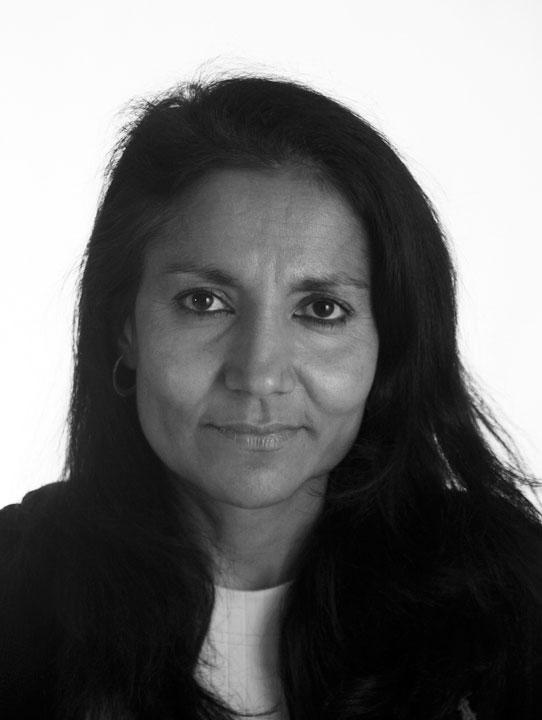 Bushra Khan, business consultant