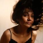 Bushra Khan, sublime with hair