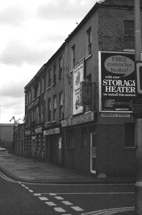 Bailey Bar, Belfast
