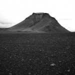 Hattfell, on the Laugevegur trail in Iceland